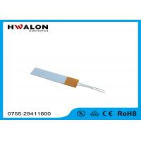 Quality Rectangular And Circle Shape 220v Mch Ceramic Heater Element For Hair Curler for sale