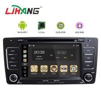 Quality 7 Inch Touch Screen Volkswagen DVD Player AM FM Radio And GPS Navigation for sale