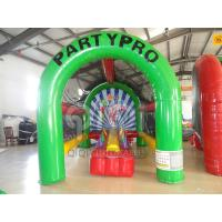 Quality Floating Ball Challenge Inflatable Game For Sale for sale