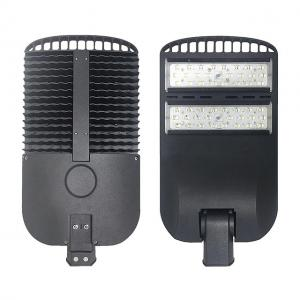 Quality AC100Volt ~ 240 V Outdoor LED Street Lights Fixtures IP65 Waterproof 100 Watt for sale