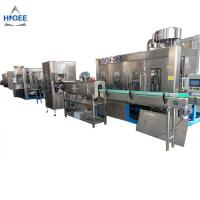 Quality Glass Bottle Automatic Water Filling Machine Medical Alcohol Filling Machine for sale