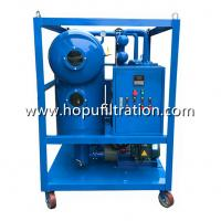 Buy Insulation Oil Recycling System, Switchgear Oil Purifier, Transformer Oil at wholesale prices