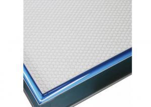 Quality Medical GMP Gel Seal EN 1822 H13 / H14 HEPA Filter System For Clean Room for sale