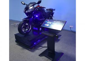 Quality Amusement Park 9D VR Simulator Motion Ride Game Machine 12 Months Warranty for sale