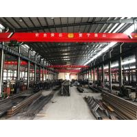 Quality Heavy Loads / Wide Span Double Girder Overhead Electric Cranes For Warehouse for sale