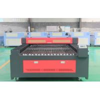 Quality 150w Tube Acrylic Sheet Cutting Machine Imported Linear Guide Rail And Precision Gear for sale
