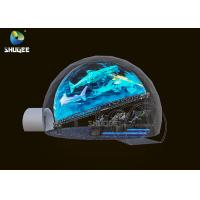 Quality Electic Simulator System Dome Movie Theater With 12 Months Warranty for sale