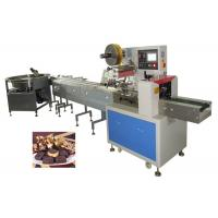 Quality Full Automatic Packing Machine For Candy Chocolate Saving Films PID Control for sale