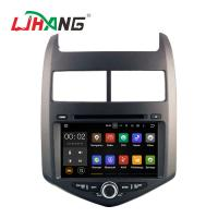 Quality 8 Inch Touch Screen Chevrolet Car DVD Player PX3 4core CPU Bluetooth Supported for sale