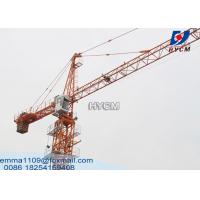 China Electric Types Of Mini Tower Cranes QTZ40(4208) 4Tons Safety Equipment on sale
