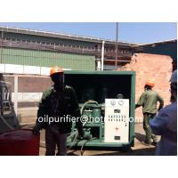 Quality Transformer Oil Processing Plant,Mobile Transformer Oil Vacuum Oil Purifier onsite training Project for sale