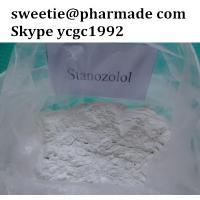 Best Winstrol Stanozolol Injectable Steroids Powder Muscle Supplement wholesale