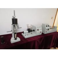 Quality Vortex Type Sand Testing Machine , Sand Strength Machine Micro Computer Control for sale