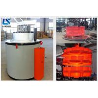 Quality Vertical Electric Shaft Quenching Tempering Furnace Pit Type For Heat Treatment for sale
