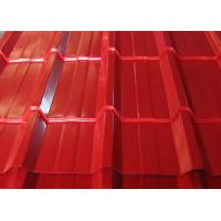 Quality PPGI / PPGL Prepainted Galvanized Steel Coil Corrugated Roofing Sheet for sale