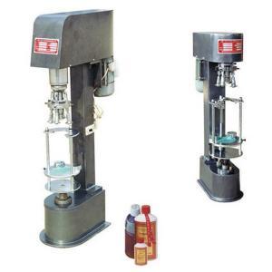 Quality JGS-980 Multi-purpose wine bottle aluminum cap capping machine for sale