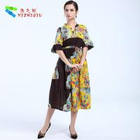 Quality YIZHIQIU latest design mujer vestidos for sale