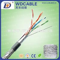 Best CE,ISO,ROHS Certificate, 4 Pairs Indoor&Outdoor UTP FTP SFTP Cat5e Cable Network wholesale