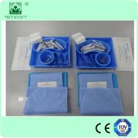 Disposable surgical Eye drape Ophthalmic Drape Pack/Kits CE&ISO approved
