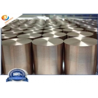 Quality Customized 260 Hb Polishing Rod Tungsten Copper Alloy for sale