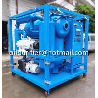 Quality Used Transformer Oil Regenerator, Waste Oil Processing Equipment for Transformer Maintenance and repair, oil Management for sale