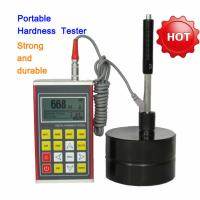 Quality Large Highlight LCD.USB 2.0,Seven hardness scales,CE, 2 year warranty  KH200  Portable Hardness Tester for sale