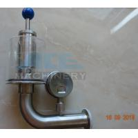 Quality Brewery Fermenter Tank Stainless Steel Safety Pressure Relief Bunging Valve  Pressure Relief Vacuum Valves for sale