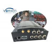 Google Map 720P Security 3g Mobile Dvr System For School Bus And Public Truck