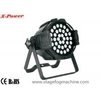 Quality 36Pcs*3W /9W 3 in 1 Rgb Full Color Led Par Can Lights Professional Stage Light  PL-48 for sale