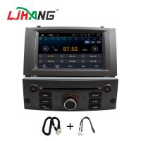 Quality Android 7.1 7 Inch Peugeot DVD Player PX3 4Core With AUX-IN Map GPS for sale