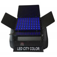 Quality 80*10W Outdoor Wall Washer LED Effect Light With 4 Digital LCD Display for sale