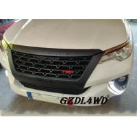 Quality Toyota Tundra Trd Grill Auto Body Parts , Toyota Fortuner Matte Black Grill 2016 for sale