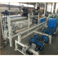 Quality 2m-4m Width Full Automatic Double /Single Wire feeding Chain Link Fence Making Machine for sale