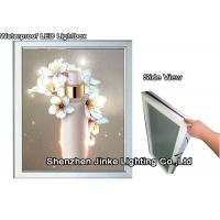 Quality Commercial Slimline A0 / A1 / A2 / A3 / A4 LED Light Boxes For Display for sale