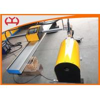 Quality Carbon Plate CNC Pipe Cutting Machine Table 1500W Easy Operation Auto Ignition Device for sale