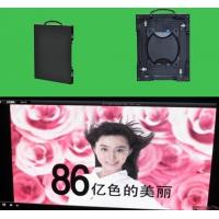 Best 2012 hot sale Rental P6 indoor LED tv with Die- Casting Cabinet LED Advertising Display wholesale