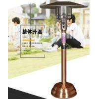 Quality 46000 BTU Natural Gas Outdoor Patio Heater , Big Outdoor Heater With Thermostat for sale