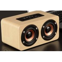 Quality Wooden bluetooth speaker for sale