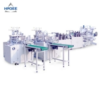 Quality Kn95 disposable fish type mask machine kf94 masks masking machine  kn95 cup mask making machine for sale