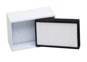 Quality CE Smoke Purifier Box Fan Hepa Filter For Fume Extractor for sale