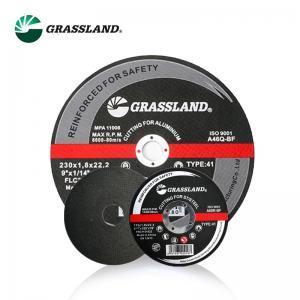Quality 4 Inch 60 Grit Aluminium Oxide Abrasive Cut Off Wheel for sale