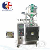 Quality Automatic honey stick packing machine for paste sachet packing machine for sale