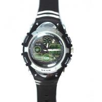 China Classic Unisex Analog-digital Watches 3 ATM Water Resistance on sale