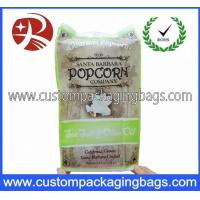 Quality Any Color Custom Logo Popcorn Plastic Food Packaging Bags Waterproof for sale