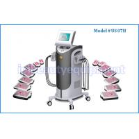 Quality Cool Sculpting non invasive Liposuction Laser Machine To Promote Body Metablism for sale