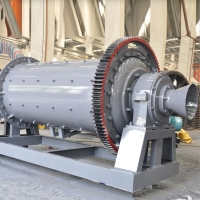 Quality High Capacity 2.2×7.5 10TPH Cement Ball Mill For Cement & Mining Industry for sale
