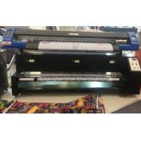 Quality Outdoor Advertising Epson DX7 Printer 3200mm with two Heads for sale