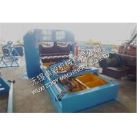 Quality metal CR12 HRC55-60 surface Corrugated Curving Machine with PLC  Panasonic for sale