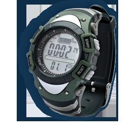 Quality waterproof digital altimeter watch Compass, barometer,thermometer/altimeter watch compass DAC-185 for sale