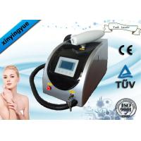 Quality Portable Q Switch ND YAG Laser Machine , Tattoo Laser Removal Machine for sale